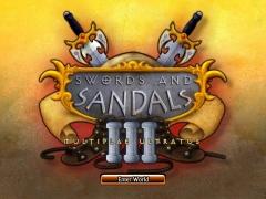 Игра Мечи И Сандалии 1